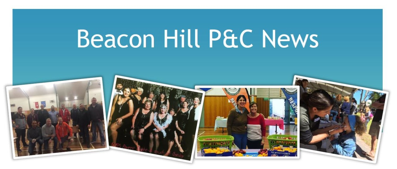 P and C News week 4 term 3